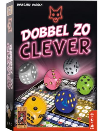 Spel Dobbel Zo Clever