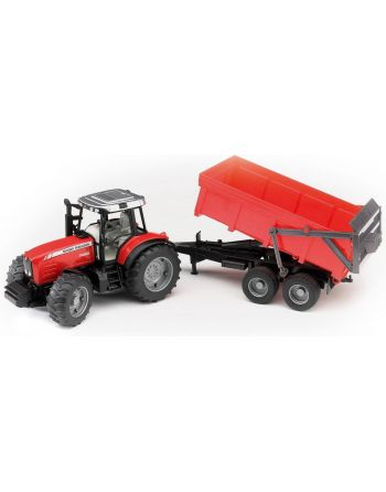 Bruder Tractor Massey...