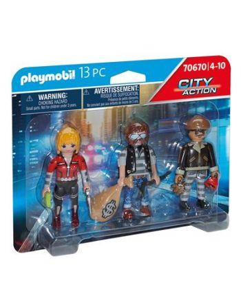 Playmobil 70670 City Action...