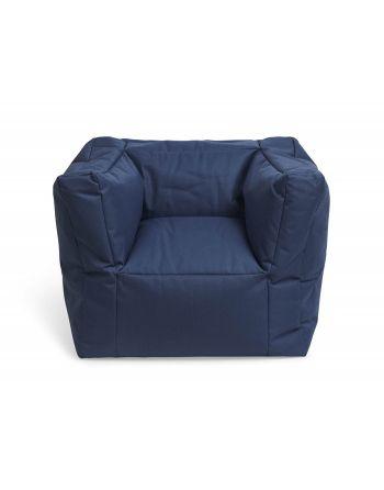 Fauteuiltje Beanbag jeans blue