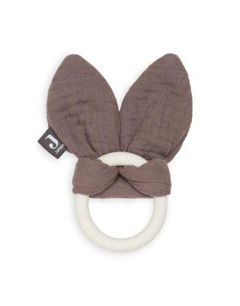Bijtring siliconen Bunny...