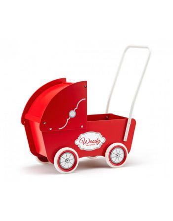 Woody Houten poppenwagen...