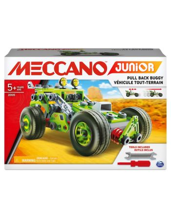 Meccano Junior Deluxe...