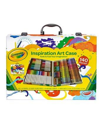 Crayola Kleurkoffer 140 dlg