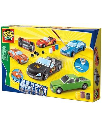 Ses 01401 Gips Gieten Auto
