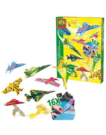 Ses 00852 Vliegtuigjes Bouwen