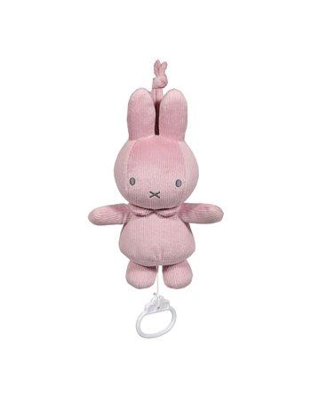Nijntje Rib Muziekdoosje Pink Baby