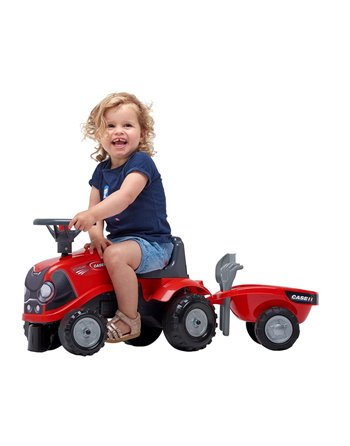 Tractor Case IH Babyfarmer Set 1/3