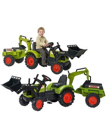 Claas Tractor Set Deluxe 3/7