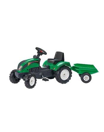 Tractor Trac Set Groen 2/5