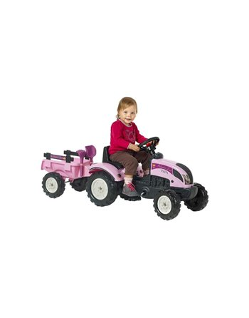 Tractor Pink + Acc. Set 2/5