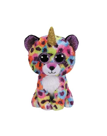 TY BEANIE BOO'S GISELLE LEOPARD 15CM