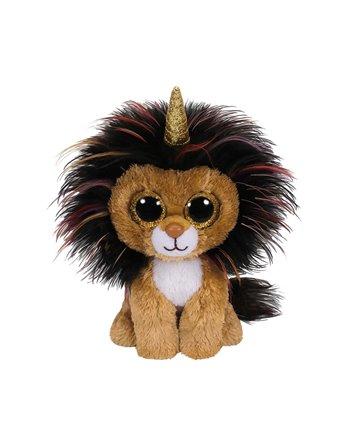 TY BEANIE BOO'S RAMSEY LION 15CM