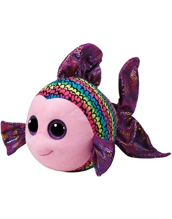 Ty beanie boo's xl flippy fish 42cm