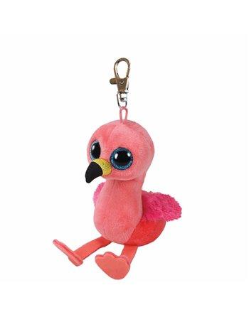 Ty beanie boo's clip gilda flamingo
