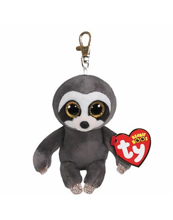 Ty beanie boo's clip dangler sloth