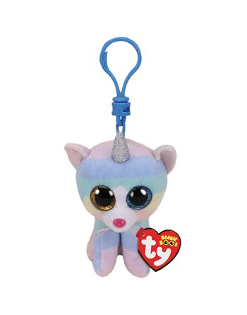 Ty beanie boo's clip heather cat