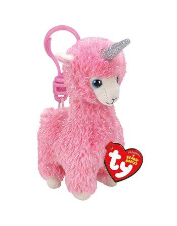 Ty beanie boo's clip lana alpaca