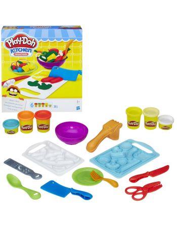 Play-Doh Shape N Slice