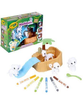Crayola Washimals Safari Set