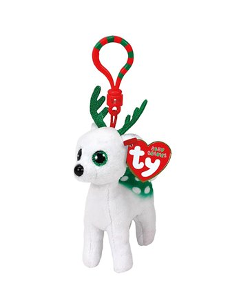 Ty boo's clip kerst peppermint