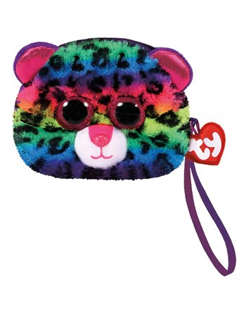 Ty fashion portemonnee dotty leopard