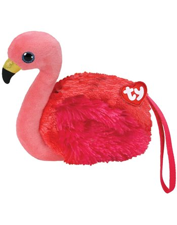 Ty fashion portemonnee gilda flamingo