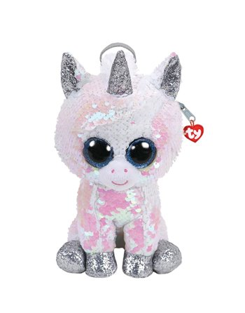 Ty fashion rugzak diamond unicorn 33cm