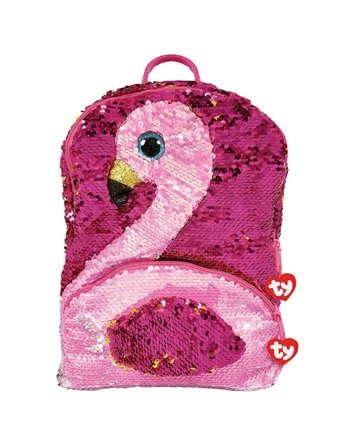 Ty fashion rugzak gilda flamingo square 33cm