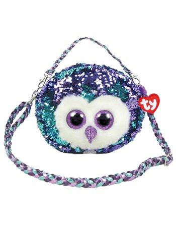 Ty fashion schoudertas moonlight owl 20cm