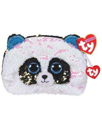 Ty fashion handtas bamboo panda 20cm