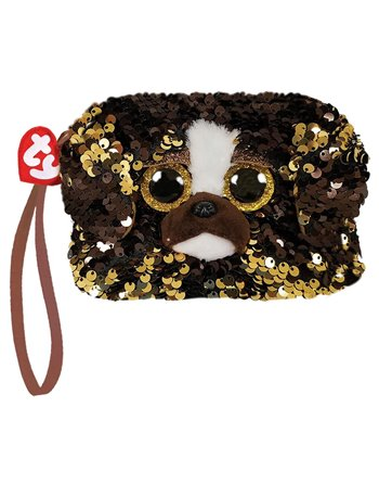 Ty fashion portemonnee brutus dog 13cm