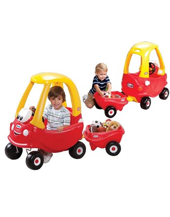 LITTLE TIKES COZY TRAILER ROOD