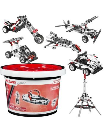 MECCANO JUNIOR TOOLBOX 150 ST.