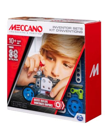 MECCANO BUILD AND INVENT...