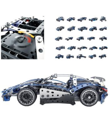 MECCANO 25 MODEL SET SUPER CAR