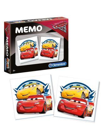 CLEMENTONI CARS MEMO