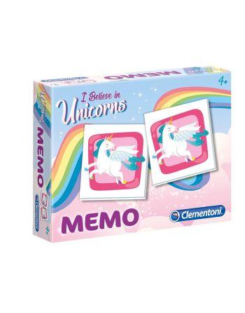 CLEMENTONI MEMO UNICORN