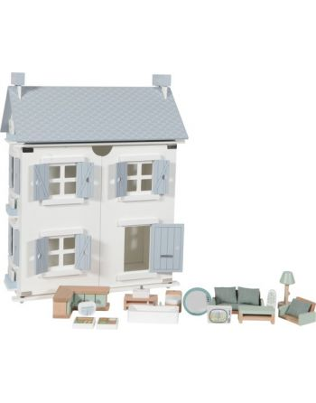 Little dutch houten poppenhuis 4466