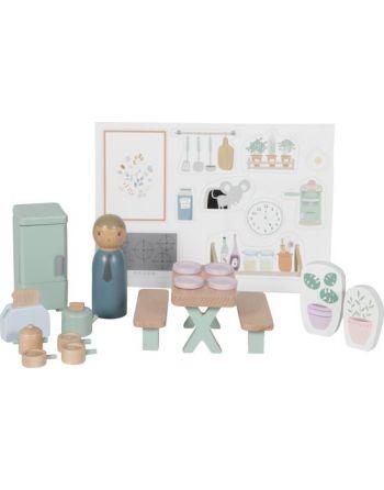 Little dutch aanvulset poppenhuis keuken