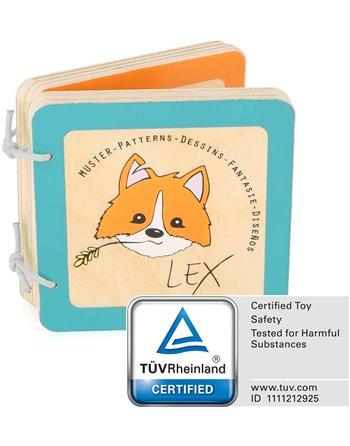 Lex de vos - babyboek