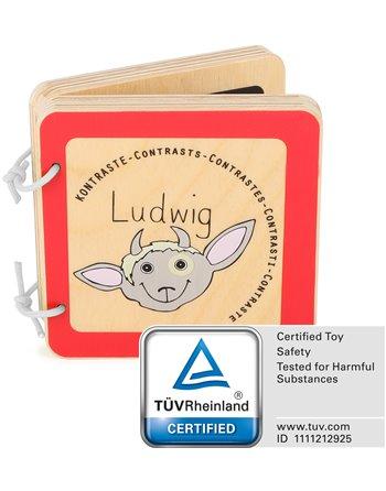 Ludwig het geitje - babyboek