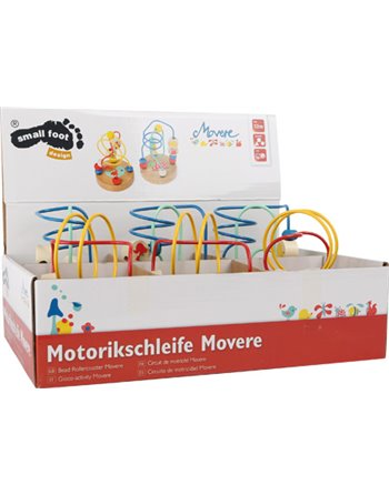"Display Kraal Achtbaan ""Move it!"""