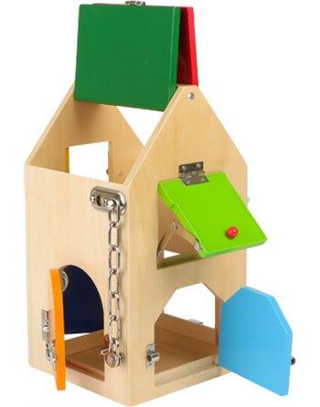 Huis van sloten
