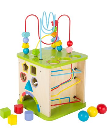 Motor Skills World met Marble Run