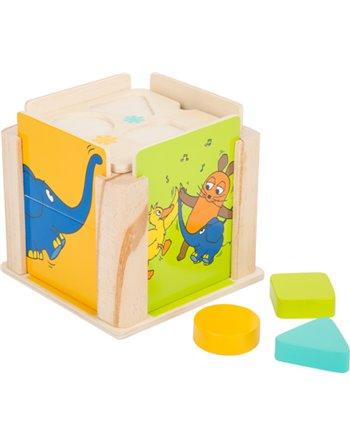 Vorm Fitting Cube met de olifant