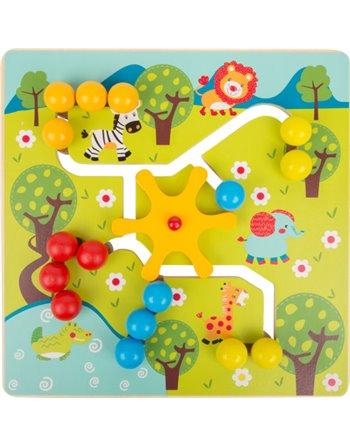 Savannah Maze Puzzle