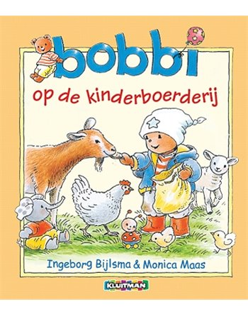 Bobbi op de kinderboerderij adv.7,99