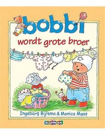 Bobbi wordt grote broer adv.7,99