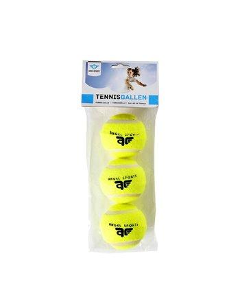 3 Tennisballen in zak 755002
